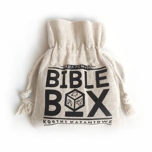 Bible Box to kostki kazaniowe dla księży i nie tylko! Szukasz kazania w internecie? Z tą śmieszną grą religijną DAYENU DESIGN potrenujesz biblijne opowieści