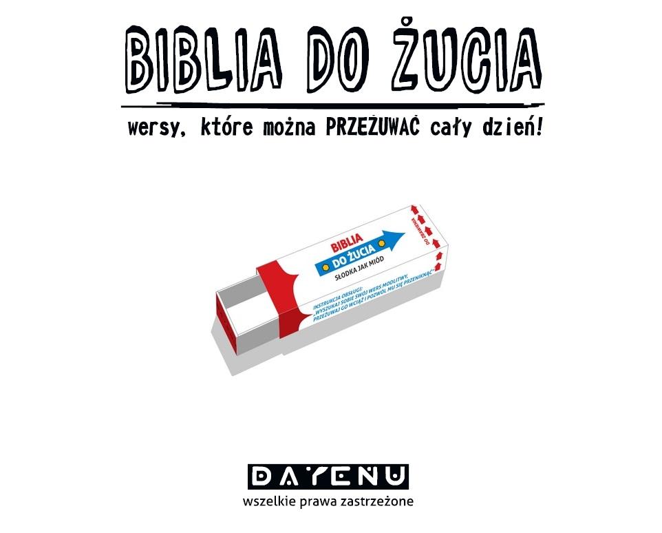 BIBLIA DO ŻUCIA