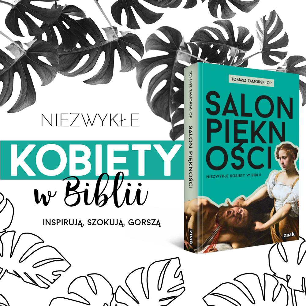 Oprawa książki Salon piękności