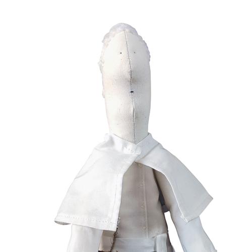 Maskotka papieża Franciszka to jeden z tych gadżetów, który rozśmieszył samego... papieża Franciszka! Maskotka przypomina: módl się za papieża! DAYENU!