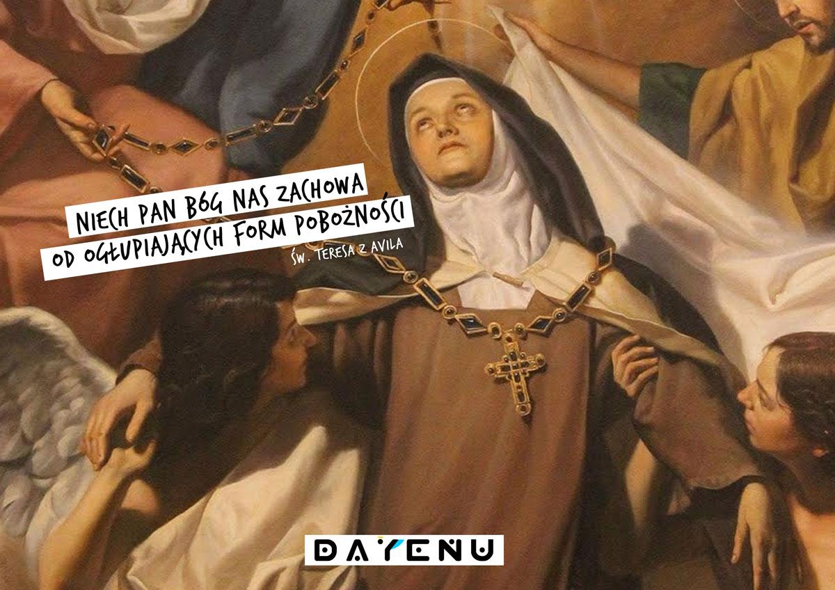 Teresa Wielka cytaty